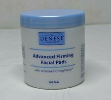 Dr. Denese Advanced Firming Facial Pads 100 Count Sealed