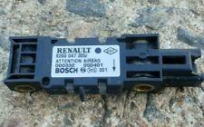 Renault Clio MK2 2001-2006 Airbag Impact Sensor / 8200047305