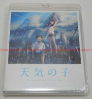 New Weathering With You Tenki no Ko Standard Edition Blu-ray Japan TBR-30001D