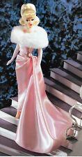 """Barbie, """"Enchanted Evening"""", La Creme Porcelain Barbie Collection."""