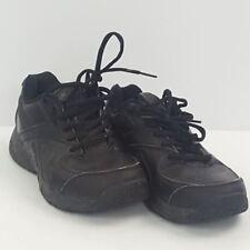 Reebok Women Black Working Shoes Oil Slip Resistant size US 7 1/2