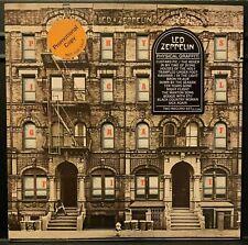Led Zeppelin Physical Graffiti 1975 USA PROMO LP