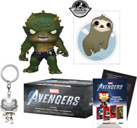 Marvel Avengers 2020 Collector FUNKO Box Abomination Pop! NEW