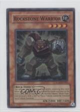 2009 Yu-Gi-Oh! Raging Battles #RGBT-EN001 Rockstone Warrior YuGiOh Card 1l2