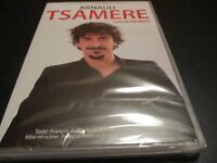 """DVD """"ARNAUD TSAMERE - CHOSE PROMISE"""" spectacle"""
