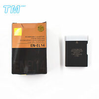 EN-EL14 EN-EL14A Battery for D3200 P7100 P7000 P7700