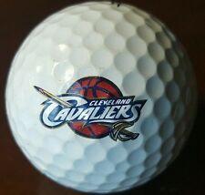 1 Dozen Titleist Pro V1x Mint / Aaaaa ( Cleveland Cavaliers Nba Logo) Golf Balls