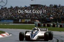 Riccardo Patrese Brabham BT50 Austrian Grand Prix 1982 Photograph 1