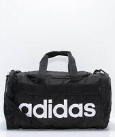 adidas Originals Santiago Duffel Bag Black/White One Size