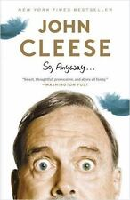So, Anyway... by John Cleese (2015, Paperback)