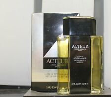 LORIS AZZARO ACTEUR AFTER SHAVE LOTION - 100 ml