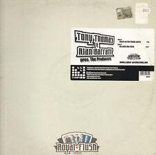 TONY THOMAS - Back On The Funky Party, Pres. The Producers  - Royal Flush
