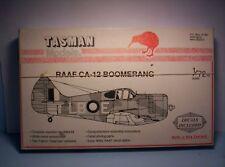 Tasman 1/72 RAAF CA-12 Boomerang