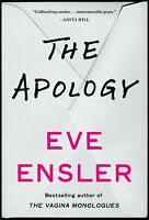The Apology by Eve Ensler - Bestselling Book - Hardback