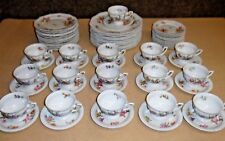 Modell Von Ph Rosenthal Selb Bavaria Porcelain Dinner Set - Maria Flowers