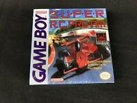 Super R.C. Pro-Am (Nintendo Game Boy, 1991) Brand New Factory Sealed GameBoy