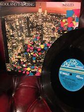 """12"""" vinyl record-KOOL AND THE GANG misled/soirée dames (Remix) à partir de 1984"""
