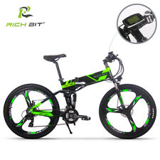 250W Electric E Bike bicycles Pedal Assisted  36V * 12.8AH Li-Battery 26 Inches