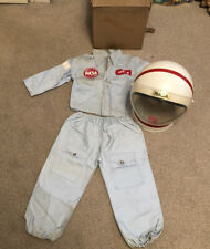 Merit Vintage 1960s NASA Astronaut Play Suit Boxed Mattel Matt Mason Space Suit
