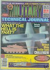 Military Technical Journal #11 Magazine June 1997 SEALED