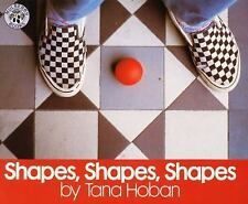 Shapes, Shapes, Shapes by Tana Hoban (1996, Paperback)