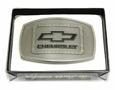Chevrolet Belt Buckle Chevy Trucks Logo Authentic Spec Cast Officially Licensed