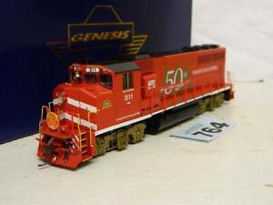 Athearn Genesis HO GP40-2(W) Diesel Vermont Railway DCC & Sound Box ATHG40883
