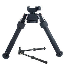 "1x 4.75""~9"" Tactical QD Picatinny RIS Rail Mount Foldable Adjust Rifle Bipod New"