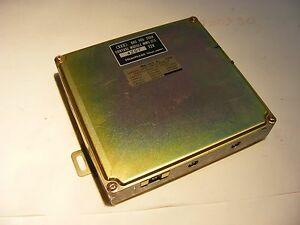Audi A6 2.8l V6 Quattro ECM ECU Engine control module unit Computer 8A0906266H H