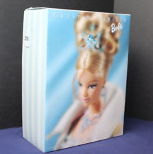 1999 Barbie Collectibles 40th Anniversary Crystal Jubilee Barbie Ltd Ed Mint New