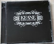 KEANE Hopes And Fears 2004 CD Album, Special Edition POST FREE