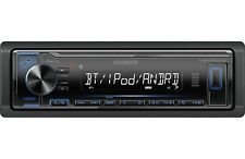 New Kenwood KMM-BT222U MP3/WMA Digital Media Player Bluetooth USB AUX Pandora