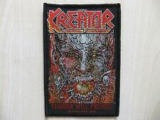 Aufnäher - Patch - Kreator - Terror Will Prevail - Sodom - Headhunter - Tankard