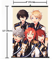 Anime game Ensemble Stars Wall Scroll Home Decor Poster Cosplay Gift 1342