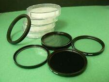 BK 4.Filter+Adapter Ring 49mm ND PL UV Lens For Fujifilm Fuji X100S X100 Camera