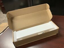 SEALED! Apple Watch Series 4 44 mm Stainless Steel Case w/ White Band CELLULAR!