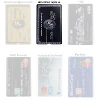 Credit Card 16GB 32GB USB 2.0 Flash Memory Stick Storage Thumb U Disk Pen Drive