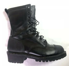 Weinbrenner LACE UP LOGGER HIKING TRAIL FIRE FIGHTING WORK BOOTS 9.5 Men's