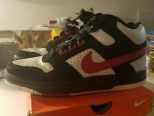 NIKE DELTA FORCE 3/4 SI SHOES SIZE 8