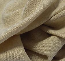 90 x 156 RECTANGLE EQUINOX FAUX BURLAP TABLECLOTH - WASHABLE POLY TABLECLOTHS