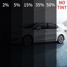 100% UV Proof Vinyl Black Glass Car Window Tint Home Solar Tint Sticker Film