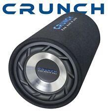 Crunch  Bassrolle Bassröhre Tube mit 25cm Bass GTS250 Bassreflex Subwoofer