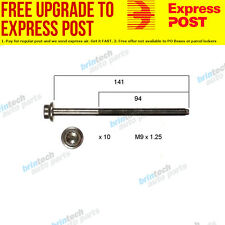 2009 For Volkswagen Polo 6R CGGB CGGB VCT Head Bolt Set