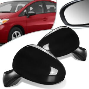 Fit 10-15 Toyota Prius Plug-In Pair Power+Heated Door Mirror TO1320262 TO1321262