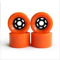 4pcs 83x52mm Professional road racing Skateboard wheels Longboard Wheels  78A