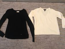 FOREVER 21 & HOLLISTER  Lot of 2 Women's Sweaters Size SMALL