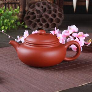 200ml Traditional Purple Clay Craft Antique Pot Chinese Gongfu Tea Pot Tea Set