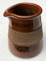 1910 G.N.R. - GREAT NORTHERN RAILWAY Small Size Transferred Cream Pot (G176)