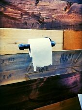 Industrial Pipe Toilet Paper Holder - Free Shipping