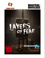 Layers of Fear Masterpiece Edition Steam Download Key Digital Code [DE] [EU] PC